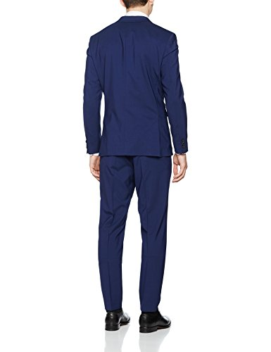 Costume Tommy Tailored 420 Bleu Hilfiger marina Homme 44aPE1q