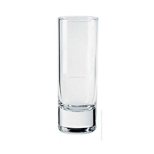 Borgonovo Indro Vodka Shot Glass 60 ml, Set of 6