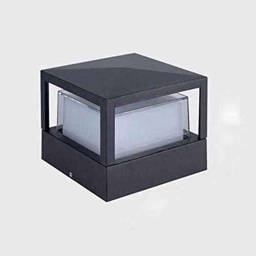 LED Mini lampe d\'extérieur, moderne LED 7W Borne Lumière ...