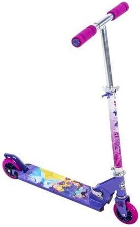 Amazon.com: Por Huffy Disney princesa Girls Inline patinete ...