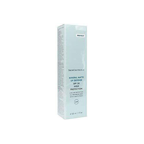 SkinCeuticals Mineral Matte UV Defence SPF50 30ml High Protection