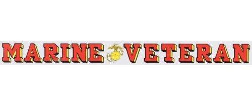 (Marine Veteran - Window Strip)
