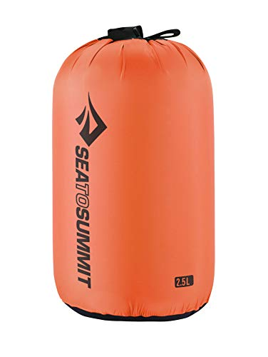 Sea to Summit Nylon Stuff Sack, Outback Red, 2.5 Liter (Sack Stuff Solid)