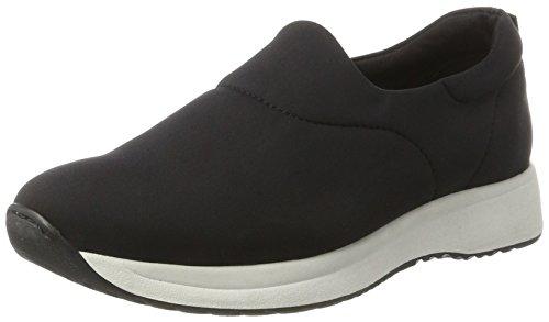 20 Donna Sneaker Cintia Black Nero Vagabond Ewq18YXH