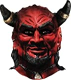 Rubie's Costume Co Unholy Overlord Latex Mask Costume