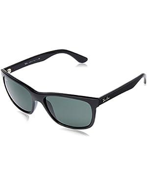 Mens UV Protection Square Designer Sunglasses