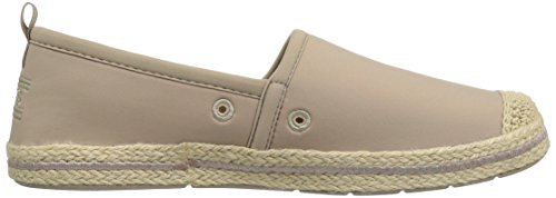 BOBS de Skechers Mujeres Flexpadrille-Gypsy River Flat, Taupe
