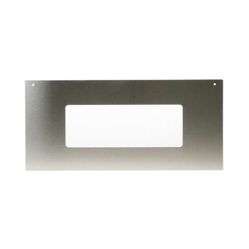 GE WB36X10122 Exterior Door Panel - Stainless Steel (Door Stainless Professional Panel Steel)