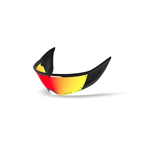 Giro Vanquish Shield Ember, One Size (Shield Lens)