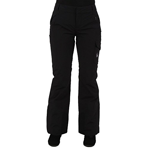 (Spyder Me Athletic Fit Pant, Black, 10-Regular)