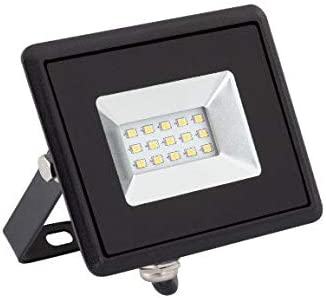 LEDKIA LIGHTING Pack Tr/ípode con 2 Foco Proyectores LED Solid 2x10 W