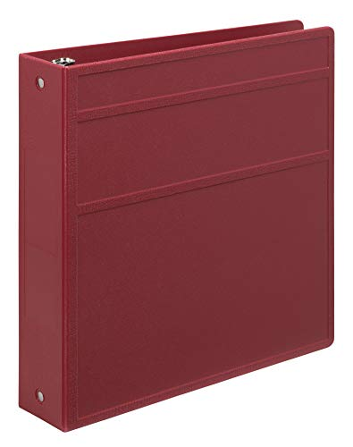 Heavy-Duty Medical Chart Binder, 3-Ring - Side Opening