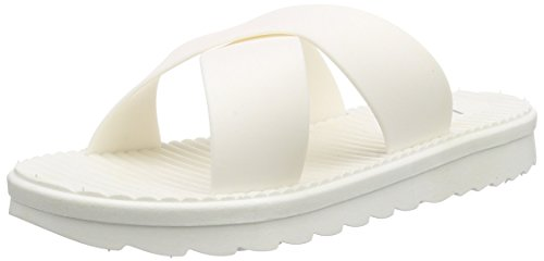 kamoa Psjutta - Sandalias Mujer Blanco - blanco (blanco)