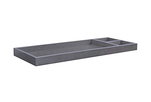 Million Dollar Baby Removable Changing Tray, Washed Grey