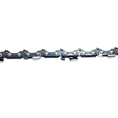 "UpStart Components 6-Pack 16"" Semi Chisel Saw Chain for Oregon 91PX056G Chainsaws - (16 inch, 3/8"" Low Profile Pitch, 0.050"" Gauge, 56 Drive Links, CSC-S56)"