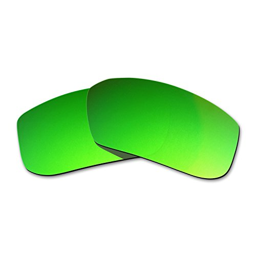 Hkuco Mens Replacement Lenses For Spy Optic McCoy Sunglasses Emerald Green