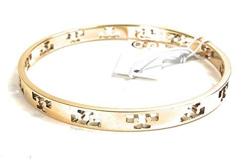 Tory Burch Pierced T Bangle...