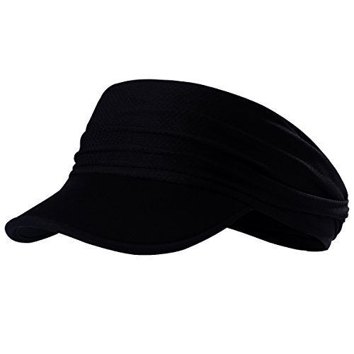 Outdoor Sport Hat Sunscreen Sun Visor Elastic Balaclava Magic Cap Sweat Absorption Ventilation Cycling Mask (EV-20)