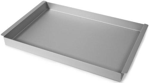 Alan Silverwood Delia Smith Silver Anodised Aluminium 12x8