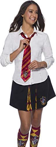Rubie's Adult Harry Potter Neck Tie, Gryffindor ()