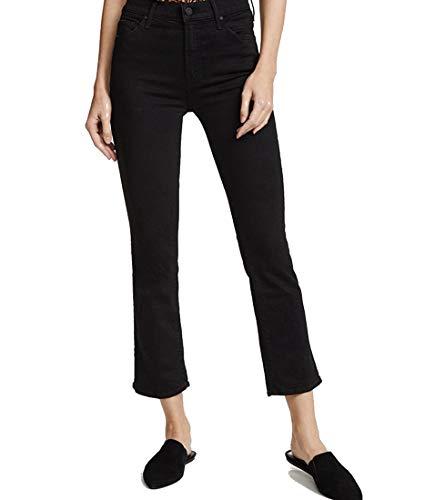 Hungrybubble Alta Black Size Jeans Elasticizzati Classici Neri color A Lavabili Donna Vita Da E Black Con 25 speaker Micro xttwrFqg