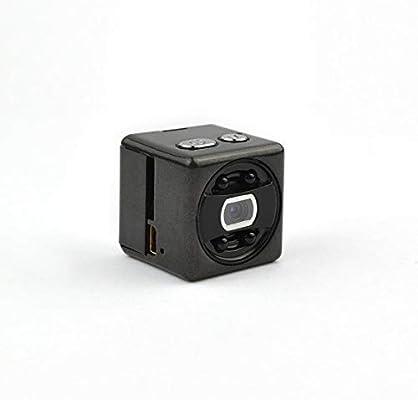 MYXMY Mini cámara espía Inalámbrica WiFi Cámara oculta HD 1080P ...