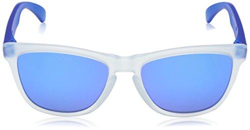 Frogskins Clear Gafas Hombre para de Matte Sol Oakley 9013B2 55 d7xn8Eaq