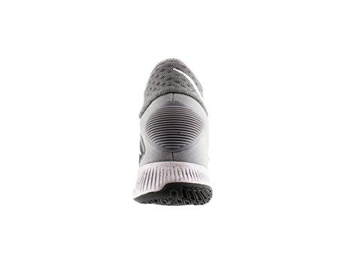 Nike Zoom Hyperrev 2016, Scarpe da Basket Uomo Bianco-grigio-argento