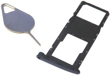 MMOBIEL SIM//SD Card Tray Slot Compatible with Motorola Moto G6 Blue incl Sim pin G6 Plus Series