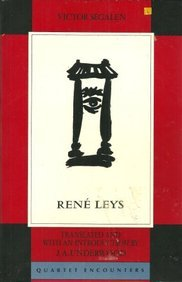 Rene Leys [Pdf/ePub] eBook