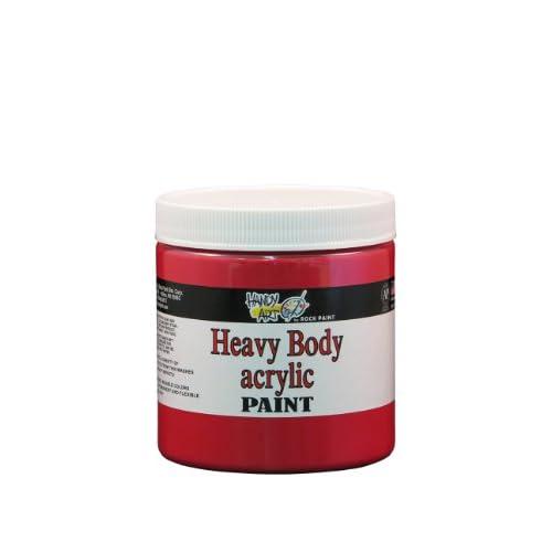 Handy Art Nu Master Heavy Body Acrylic Paint 8 ounce, Magenta