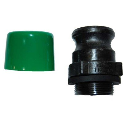 "AMRS-310343502 * Sealand Nozall 1.5"" Pumpout Adpater for Marine Holding Tanks"
