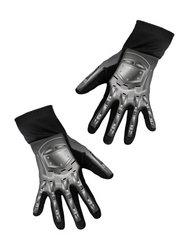 [WMU 562560 Black Duke Deluxe Adult Costumes Gloves] (Deluxe Black Polyester Gloves)