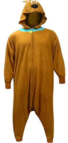 Scooby Doo Kigurumi Standard Brown