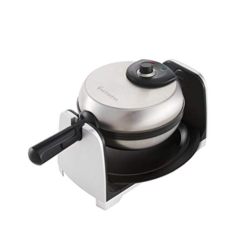 Oster 1-1/2-Inch Thick Belgian Flip Waffle Maker CKSTWFBF21, Brushed Stainless Steel