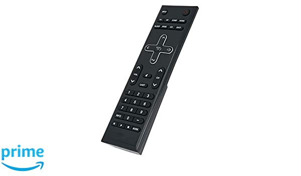 NEW XRT100 Remote Control for Vizio TV E320VT E370VT E420VT E240AR E420VA