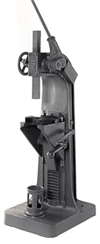 Dake 902006 Ratchet Leverage Arbor Press, Cast Iron, Model 4M ()