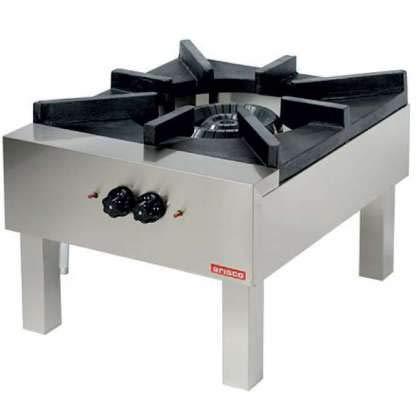 Paellero Industrial a Gas 18 kw de 600 x700 x450h mm ESTAMBUL ...