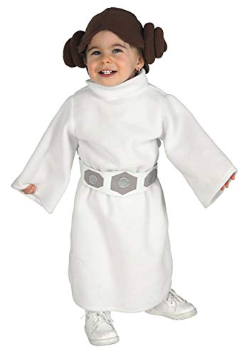Star Wars Princess Leia Costume, White, Toddler for $<!--$16.49-->