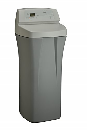 Whirlpool WHES40 40,000 Grain Water Softener-Built in USA-Salt Saving Technology-NSF Certified