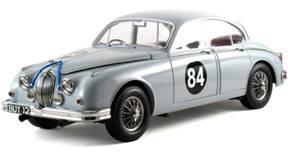 1962 Coombs Jaguar Mark 2 3.8L Racing #84 1/18 Diecast Model Car. Limited Edition 1 of 2000 Produced Worldwide. Comes with numbered Certificate of Authenticity. from Model Icons