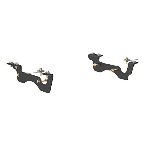 CURT 16428 5th Wheel Hitch Installation Brackets for Select Ford F-250, F-350, F-450 Super Duty
