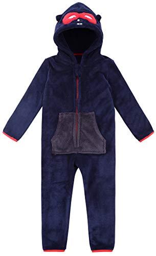 (SunRise Childrens Pajamas Sleeping Wear Anime Cosplay Onesie Homewear(125#,Ninja))