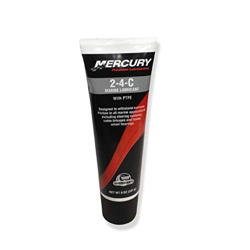 Mercury 2-4-C Marine Lubricant With 92-802859A 1