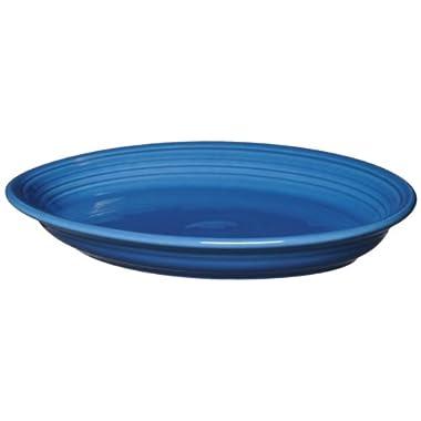 Fiesta Oval Platter, 13-5/8-Inch, Lapis