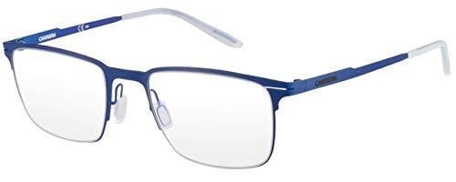 Carrera 6661 Eyeglass Frames CA6661-0VBM-5020 - Matte Blue Frame, Lens Diameter 50mm, Distance