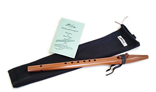 Basic Native American Style Flute Package in the Key of A