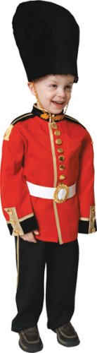 ROYAL GUARD MD 8 TO 10 (Baby Md Costume)