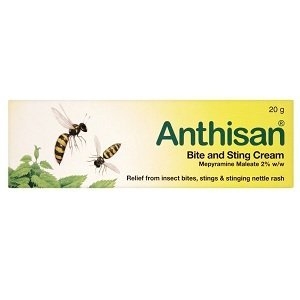 Anthisan Cream - Anthisan Bite & Sting Cream 20G X 5 Paack