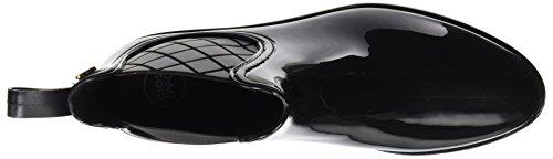 Gioseppo Women's 40836 Wellington Boots Black On2G1eHc